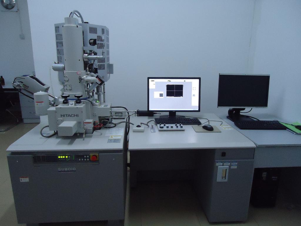 材料制备与结构分析实验室